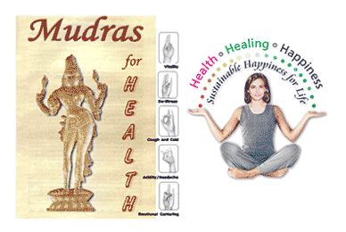 3S MUDRAs for Health & Healing